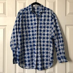 90s Gap Clothing Co. flannel top